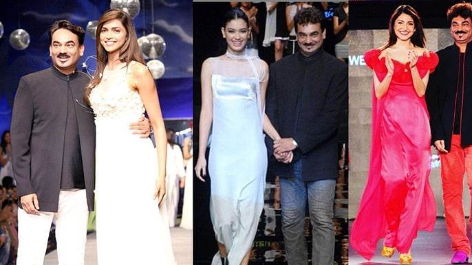 How Wendell Rodricks discovered Deepika Padukone and Anushka Sharma