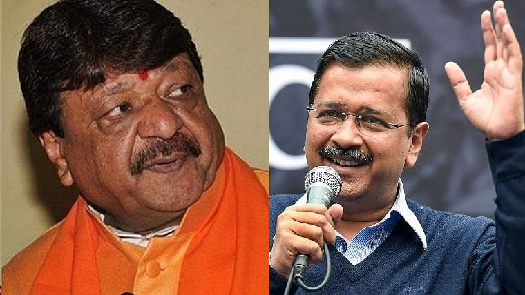BJP's Vijayvargiya asks Kejriwal to make 'compulsory recitation of Hanuman Chalisa in Delhi's schools, madrasas'