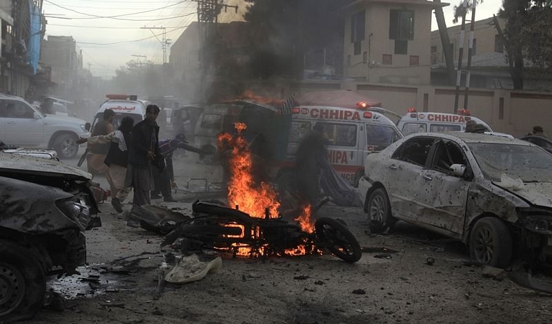 One  policeman killed, 2 injured in IED blast in Pakistan's Khyber Pakhtunkhwa province