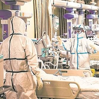 Coronavirus update: 34 of 37 in hospital isolation wards discharged