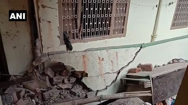 5 including three children injured in blast at Patna house