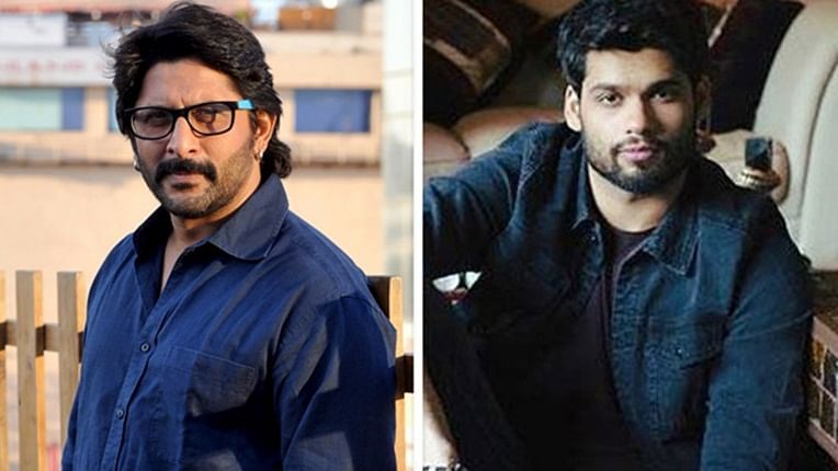 Durgavati: Arshad Warsi to play the bad guy in Bhumi Pednekar's horror flick, Karan Kapadia too joins the cast