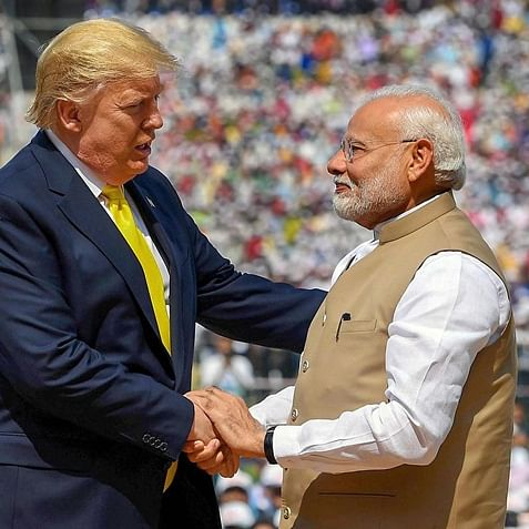 Donald Trump India visit Updates: US President to participate in various programmes in Delhi today