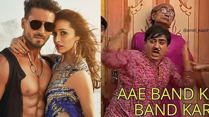 'Bas kardo Bollywood walon': Tiger Shroff's recreated track 'Dus Bahane 2.0' triggers epic meme fest on Twitter