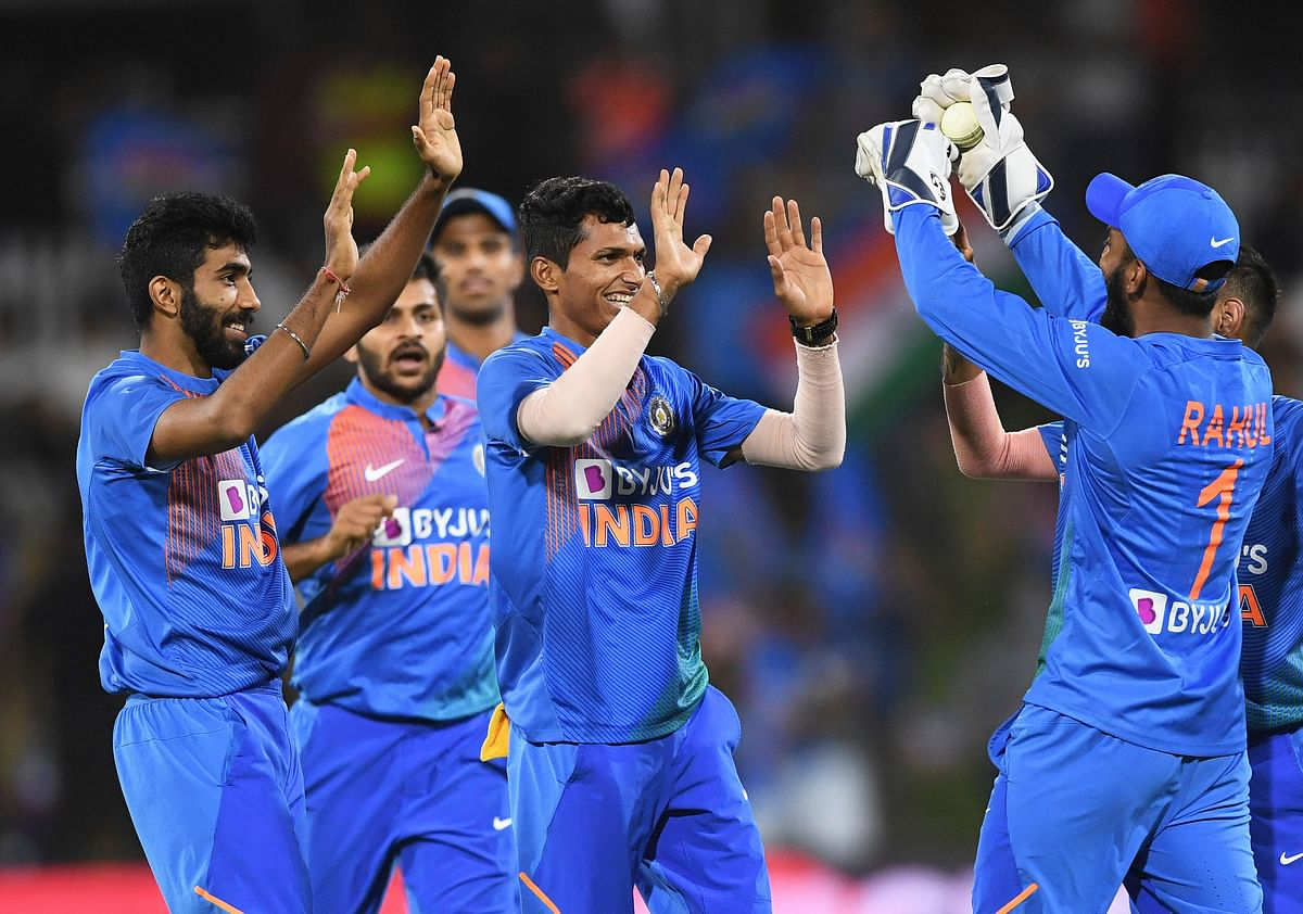 NZ vs IND T20I: Men in Blue whitewash Kiwis; become first team to achieve 5-0 series win