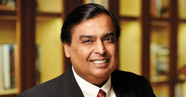 Mukesh Ambani moves up to become fifth richestClose