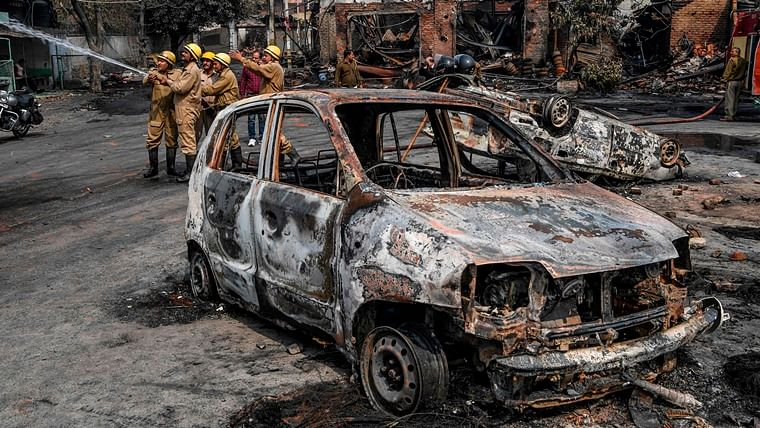 From political protests to torching vehicles -- All you need to know about the Delhi violence on Wednesday