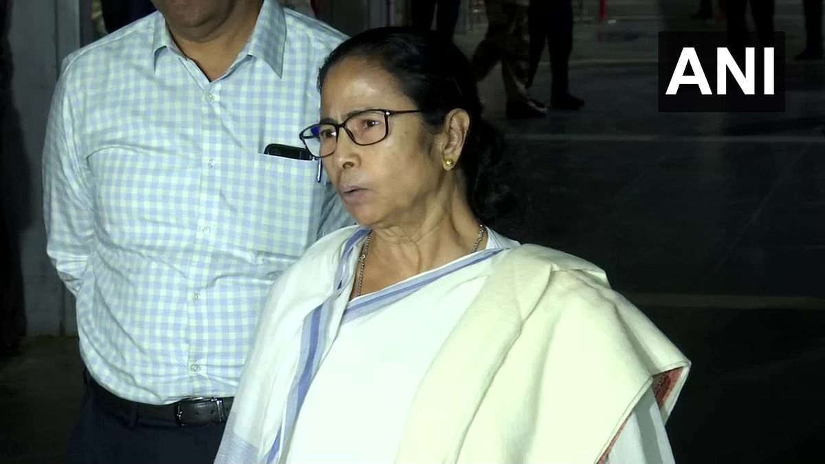 BJP leader who promised to hug Mamata if he gets COVID-19 tests positive