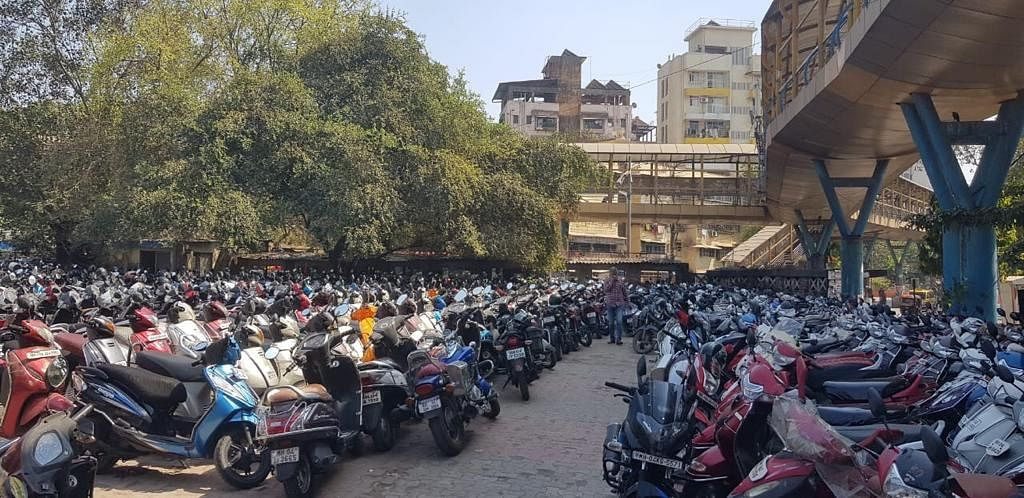 Central Railway to open highest revenue earning vehicle parking at Thane