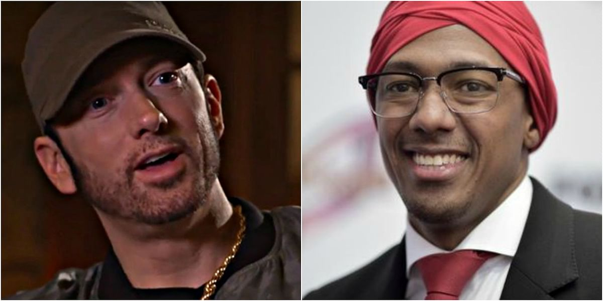 'Botox the secret to Eminem's young-looking face': Nick Cannon