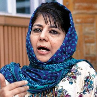'Illegally detained yet again...': Mehbooba Mufti slams BJP; says she and her daughter under 'house arrest'