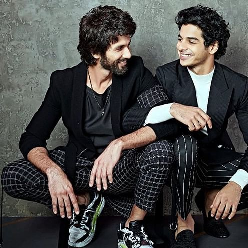 'OG Mere Bade Miya': Ishan Khatter, Mira Kapoor share cute birthday wishes for Shahid