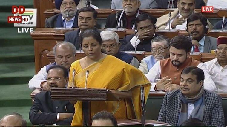 Budget 2020: Nirmala Sitharaman quotes Kashmiri poet Zinda Kaul; calls India 'best' in the world