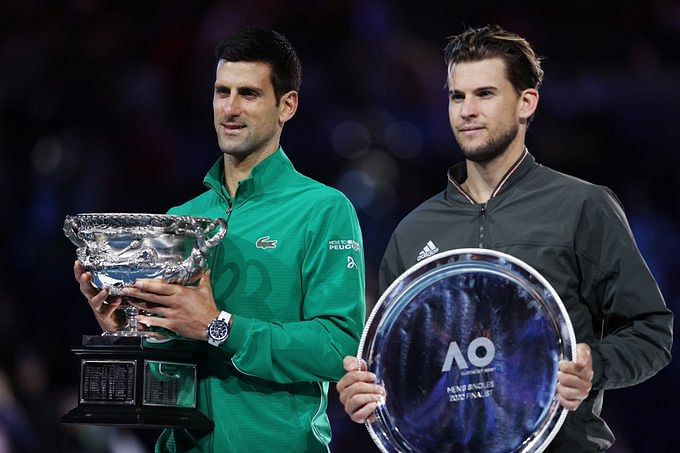 Australian Open: For Dominic Thiem, Big 3 'not far away'