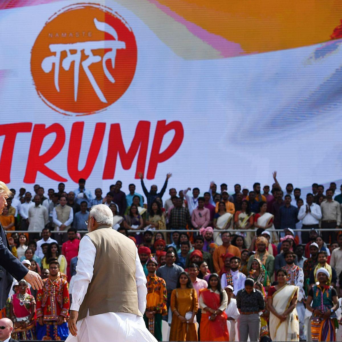 Madhya Pradesh: 'Namaste Trump', toppling MP govt delayed lockdown, claims Opposition