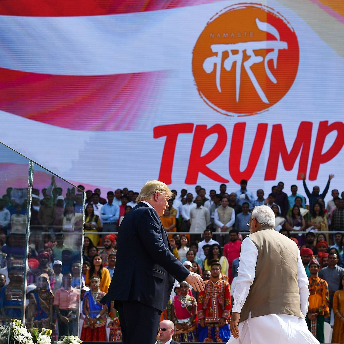 FPJ EDIT: Why US President Donald Trump's visit was a mix of style and substance