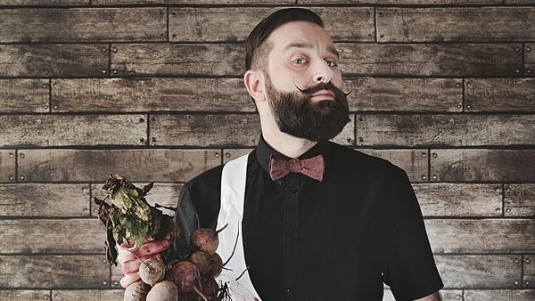 'It's fun to convert traditional dishes  into vegan fare': Chef Sebastien shares his 'Kardinal rules' for veganism
