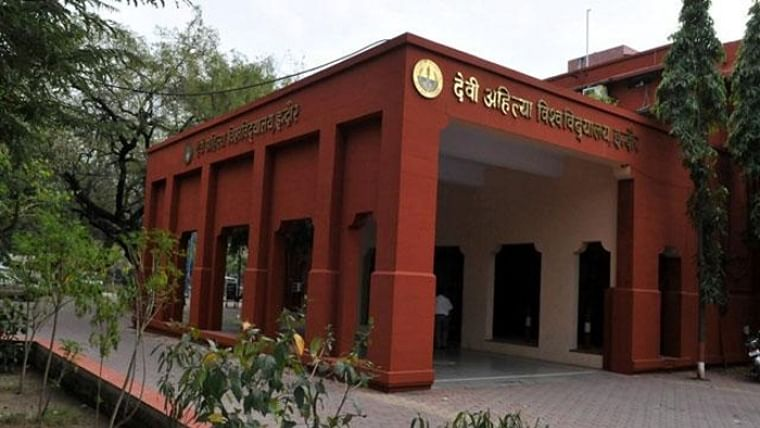 No admission in three-year MBA (DE) in DAVV this year