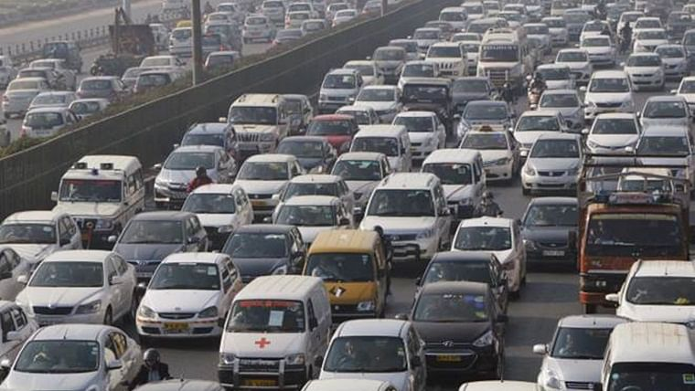 Delhi Police issues traffic advisory for US President Donald Trump's visit
