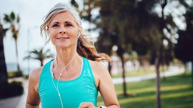 With some upbeat music, exercise becomes easier