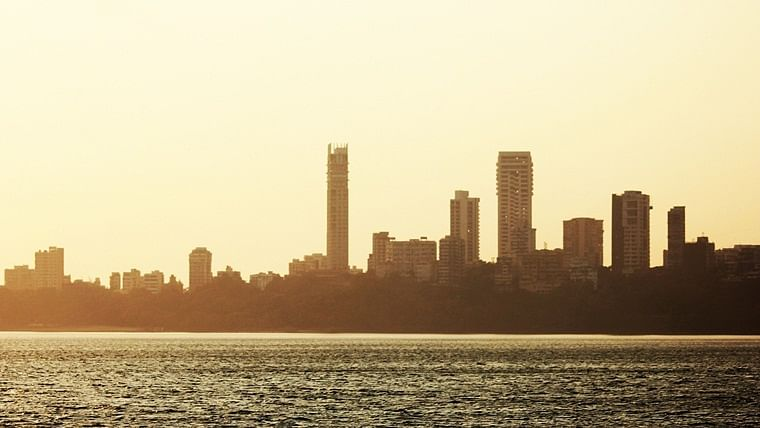 Mumbai Weather Update: City gets some relief from hot weather as temperature drops to 32.5°C