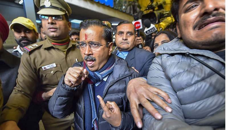 Web Edit: Exit polls predicting AAP win is a vote for development over Hindutva
