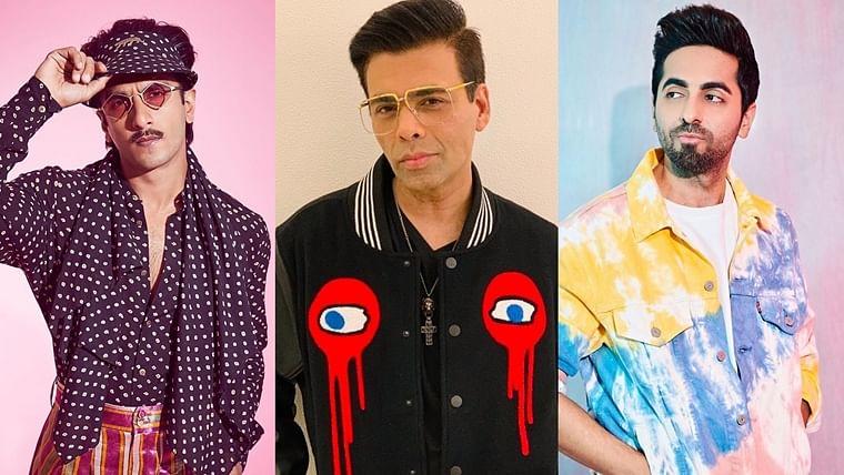 Karan Johar brings back 'Toodles' series featuring Ayushmann, Kartik, Ranveer, Varun and Vicky