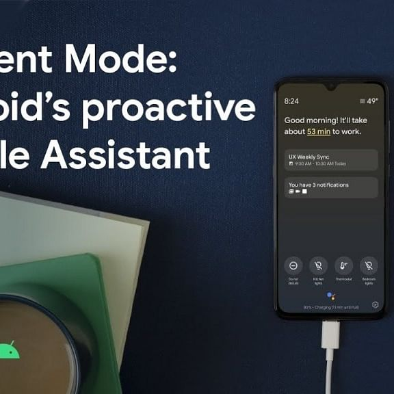 OnePlus starts rolling Google Assistant Ambient Mode