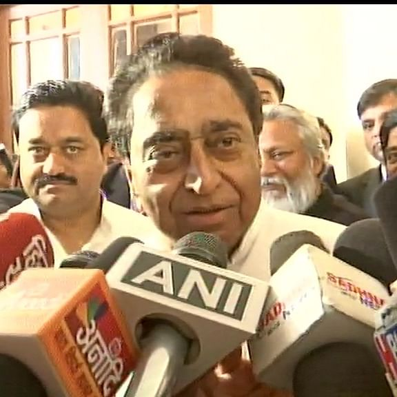 MP govt favours reservation in promotion, will make its case strongly in Court: CM Kamal Nath