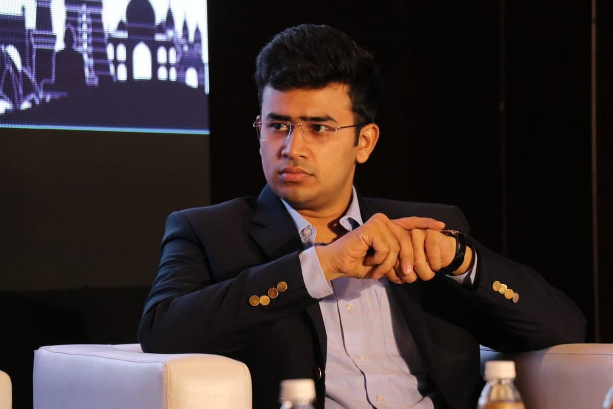 'Bigoted and polarising': Indians in Germany appeal to remove BJP MP Tejasvi Surya from conference guest list