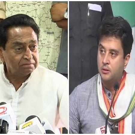 Madhya Pradesh: Kamal Nath, Scindia factions in Congress look divided