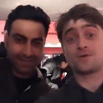 Sanya Malhotra receives birthday surprise from 'Harry Potter' star Daniel Radcliffe