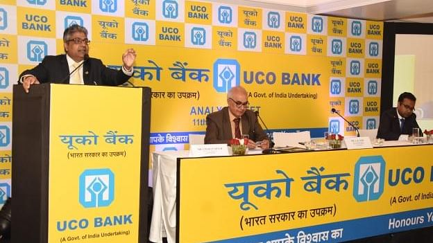 UCO Bank organises Analyst's meet