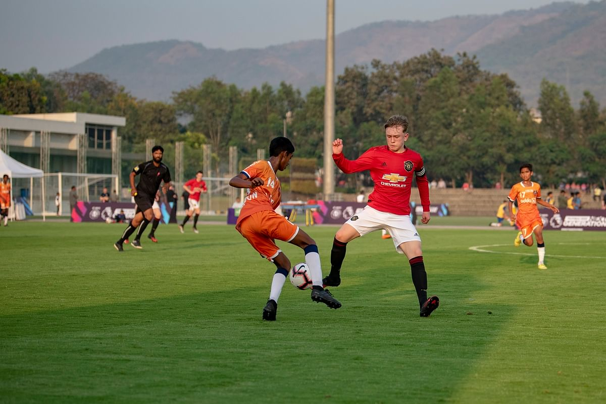 PL-ISL Next Generation Cup: Man United teens humble Goa boys