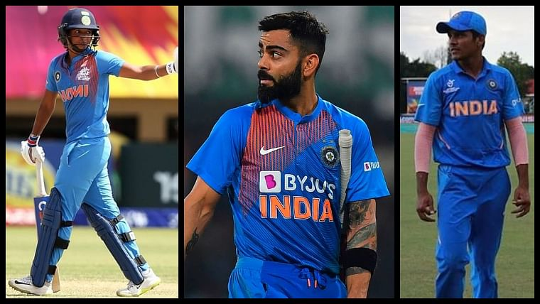 How the Men, Women and Colts in Blue under-performed  in ICC tournaments since 2014