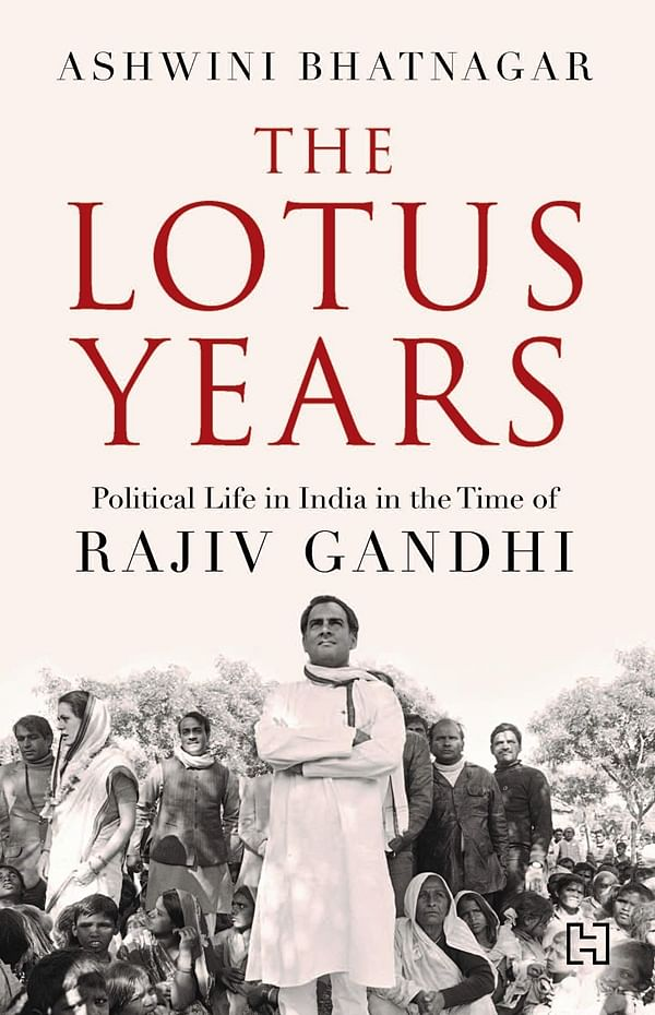 Book Review: When Congress flaunted its 'Lotus'