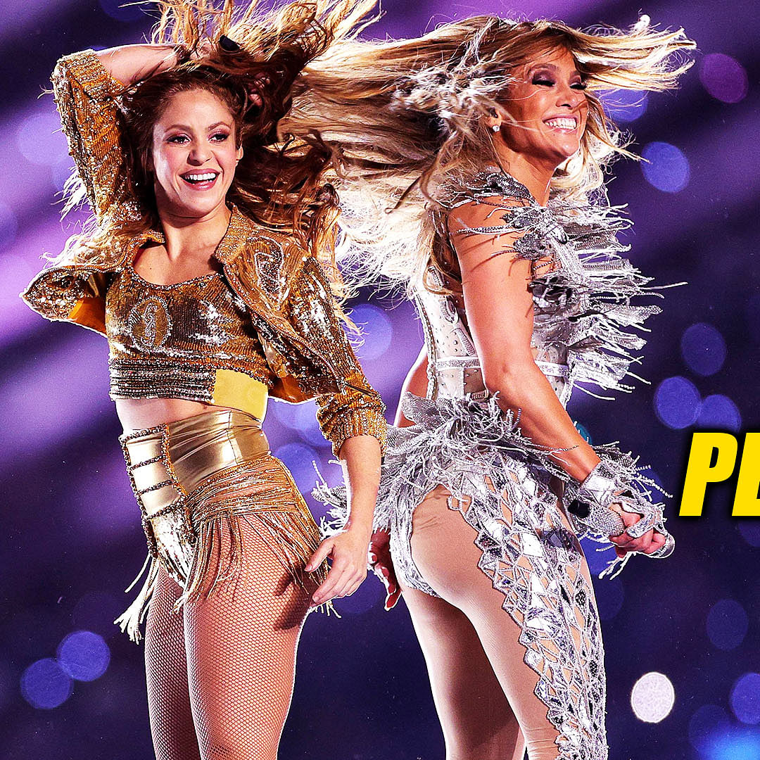 Jennifer Lopez and Shakira set the stage ablaze with their performances at Super Bowl Show 2020