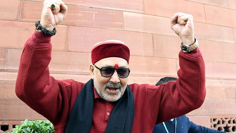 'Aatankvaad ki Gangotri': Giriraj Singh accuses Islamic seminary of producing terrorists 'including Hafiz Saeed'