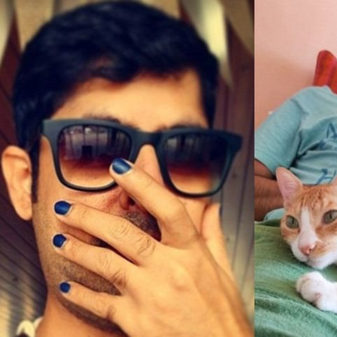'Photoshop aata toh main BJP mein hota': Varun Grover claps back at trolls with his freshly painted nails