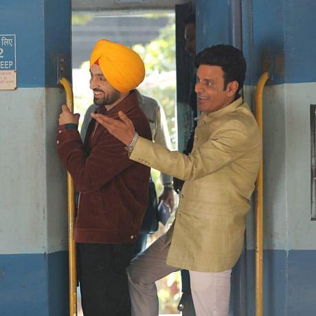 Manoj Bajpayee, Diljit Dosanjh's 'Suraj Pe Mangal Bhari' to release on Diwali 2020