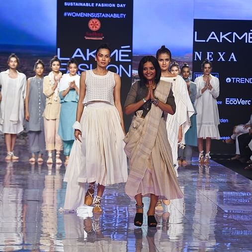 Women in sustainability shine on Day 2 at Lakme Fashion Week Summer/Resort 2020
