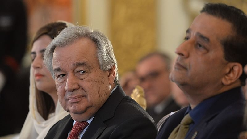 India rejects mediation offer by UN chief Antonio Guterres