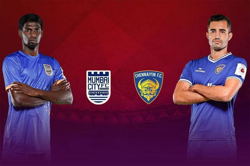 ISL Mumbai City FC vs Chennaiyin FC : A Do or die encounter