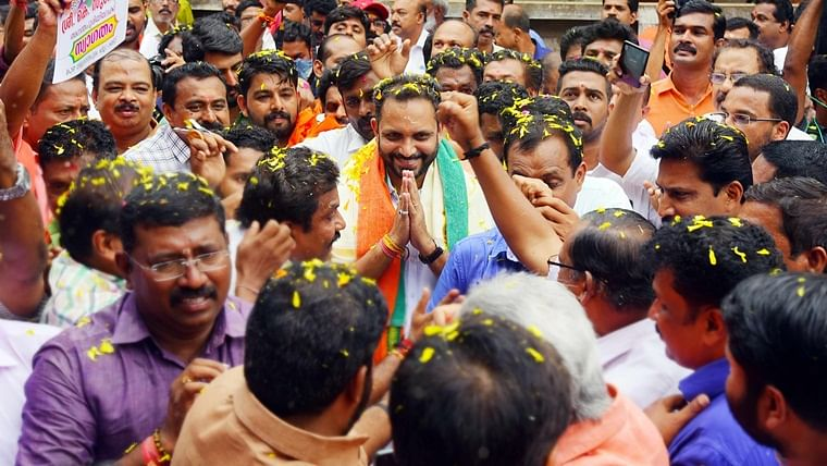 BJP leader K Surendran who led protests against Sabarimala verdict appointed party's Kerala chief