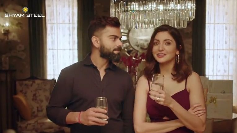 Watch: Anushka Sharma, Virat Kohli's new ad film will make you fall in love with them yet again