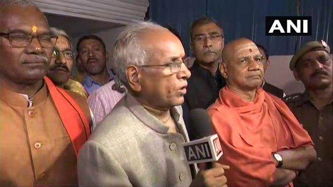 Nritya Gopal Das elected president, Champat Rai general secretary of Ram Mandir Trust