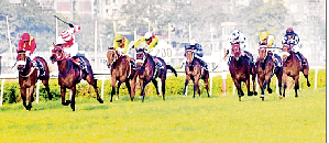 Iron Age best for SC Jain Sprinters' contest