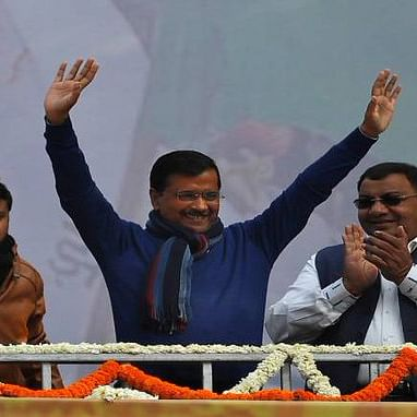 Kejriwal's swearing-in: 50 'special guests' to share stage with AAP chief