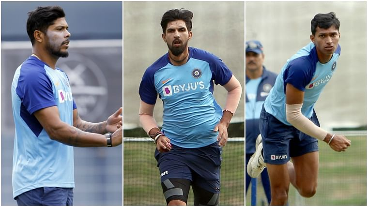 Umesh Yadav or Navdeep Saini - Who can replace injured Ishant Sharma in 2nd Test?