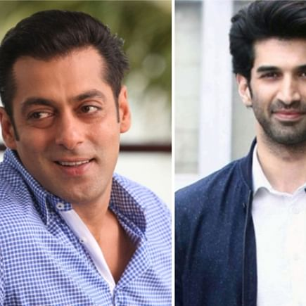 Salman Khan almost reveals who Aditya Roy Kapur kissed on the sets of 'London Dreams